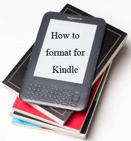 How to format Kindle
